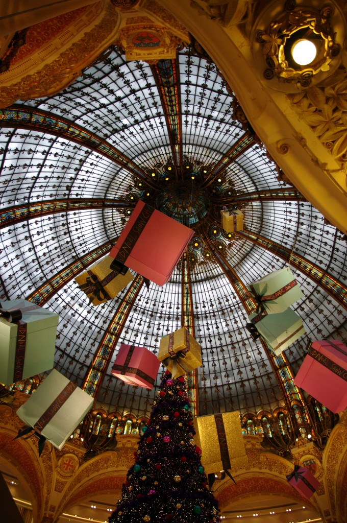 Christmas Galeries Lafayette