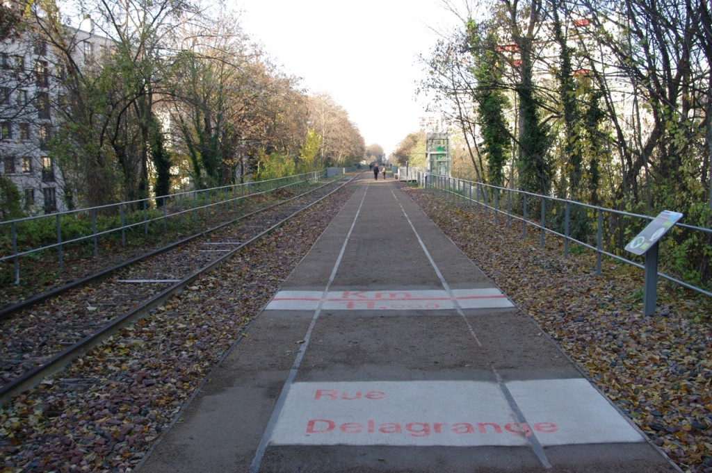 Secret Walks In Paris - La Petite Ceinture