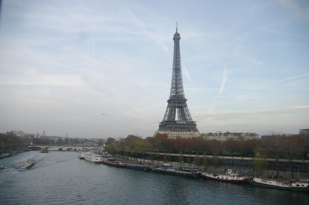 Eiffel jet stream