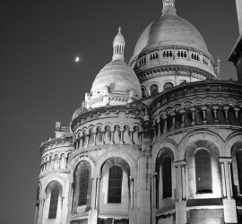 Sacré-Coeur. One of my favourite Parisian churches.