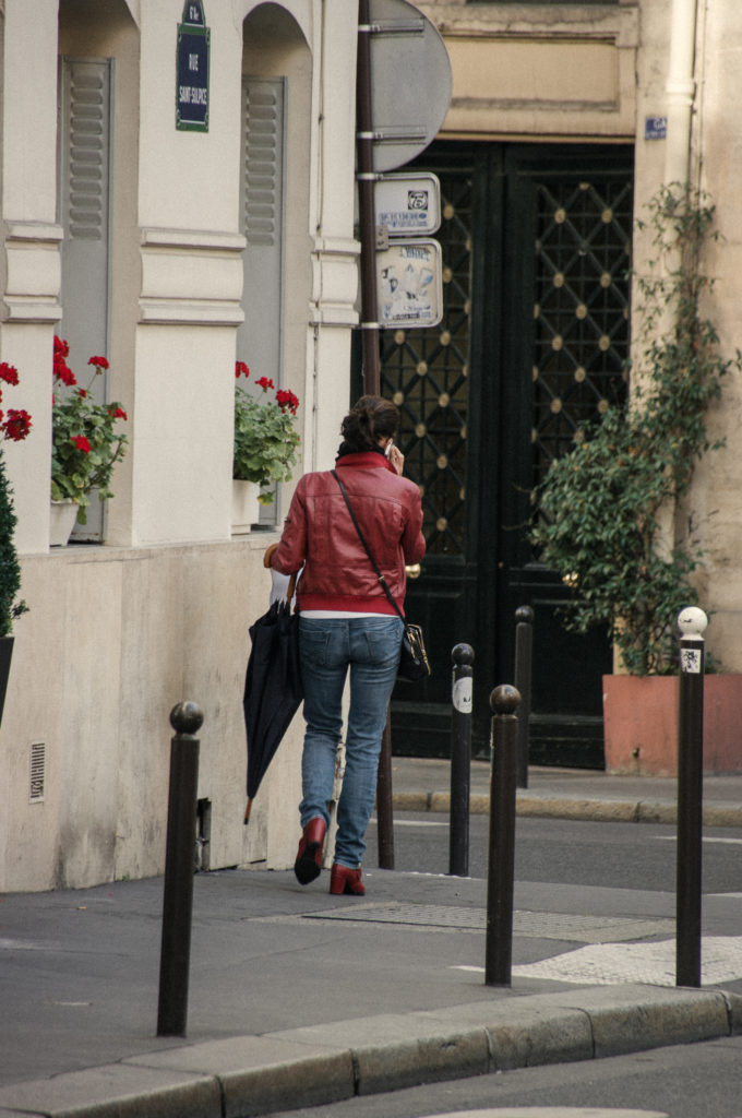 What are they wearing in Paris right now?