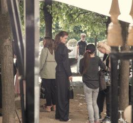 Fashion Magazines - A Parisian Shoot