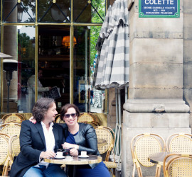 From Distant Francophile's Personal Branding Shoot with Carla Coulson