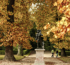 Paris during September