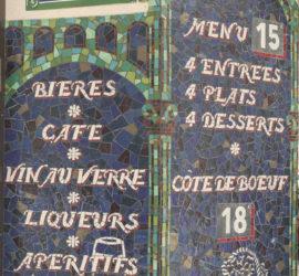 Parisian dining