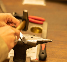 Make Your Own French Knife In Thiers